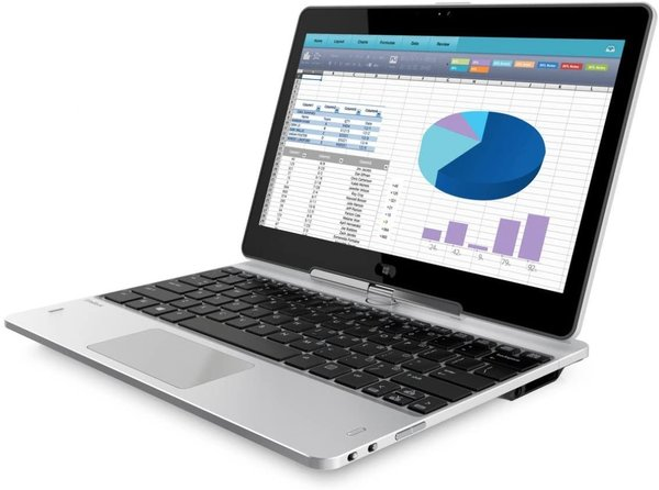 HP EliteBook Revolve 810 G3 Tablet i5-5200U 2.2 GHz HD Touch W10P 8/256 SSD 4G