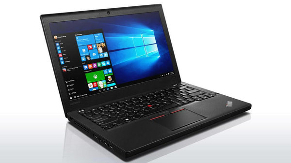 Lenovo ThinkPad X260 i5-6300U 2.4 GHz HD TN 16/256 SSD W10P